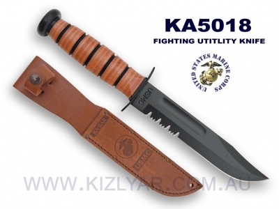 Ka-Bar 5018 USMC Fighting Knife