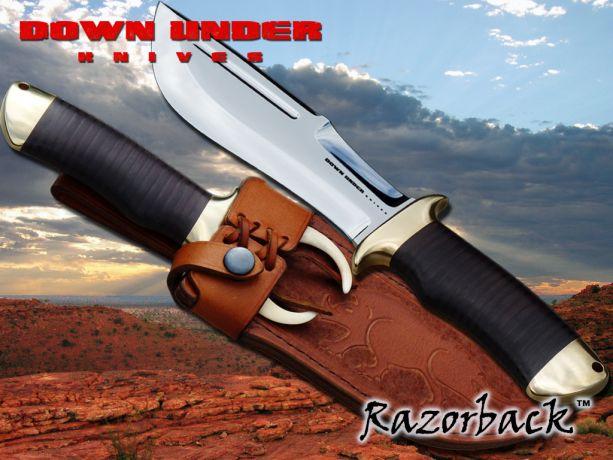 Down Under Knives Razorback 359 95 Kizlyar Knives
