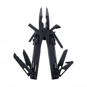 Leatherman OHT Black 16 Tools w/ Molle Pouch YL831639